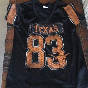 Tops - Texas Longhorns Jersey